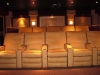 Home theater finish by acoustic innovations