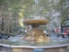 the Fountain at Bryant Park