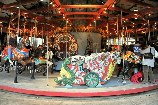 Central Park Nyc Carousel Central Park Carousel Latest