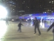Bryant Park rink - evening winter 2008