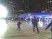 Bryant Park rink - evening winter 2008