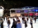 Bryant Park Rink with Celsius Bar behind