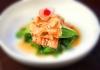 Lobster watercress salad at mono+mono www.monomononyc.com