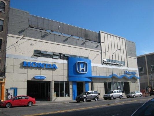 Potamkin Honda Service New York New York