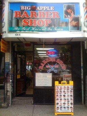 Barber Shop Hamilton Nj : Evolution Barber Shop - New York, New York