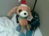 Russ santa puppy for $5.99