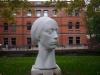 Pratt institute sculpture garden