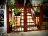 Customized decorative entrance gate