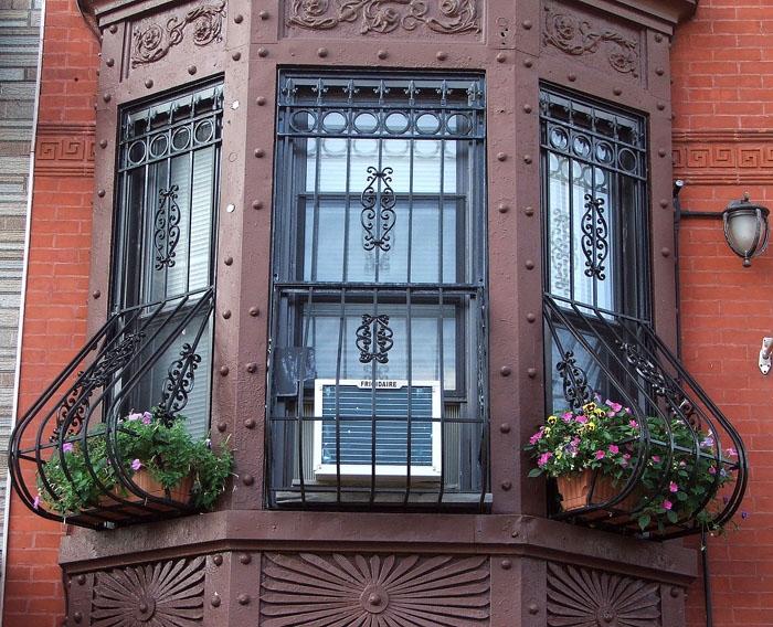 Window Guards Of Photo Customized Decorative Bowed Window Guards
