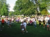 A great turn out, this picture shows just a portion of the county turn out for our battle of the bbq
