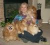 Debbie johnstone of listen2animals (animal communication specialist)