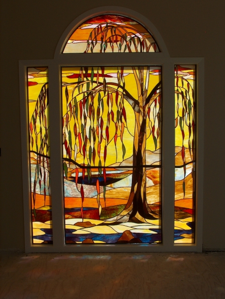 Amazing Willow Tree Stained Glass Windows 452 x 600 · 241 kB · jpeg