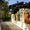 Villa casale near teramo in abruzzo italy
