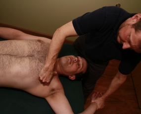 Harmony-Licensed Massage Therapy;Andrew Wolfe LMP