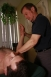 Deep tissue massage with shoulder remedial movement by Andrew Wolfe LMP