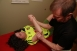 Elbow tendonitis massage by Andrew Wolfe,LMP