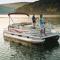 Suntracker pontoon boats