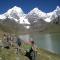 Cordillera huayhaush trekking peru www.peruvianmountains.com