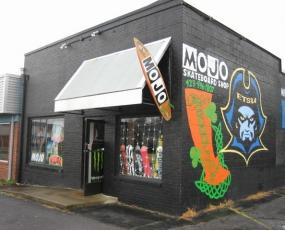 MOJO Skateboard & BMX