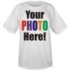 Your photo custom printed t-shirt