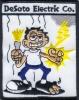 Desoto electric company  marion, nc  828-652-6893