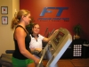 Not just resistance training...warm up on our cardio equipment with certified personal trainer guidance
