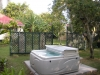 Hot tub, garden location and under the stars