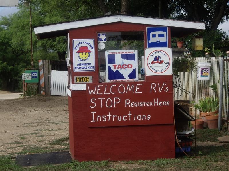 Hidden Valley Rv Park San Antonio Texas