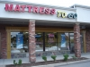 Mattress to go is located in the shelby square shopping center on the northeast corner of 23 mile and van dyke.