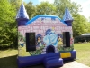 Princess castle bounce house in columbia, sc